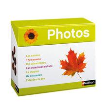Fotobox Jahreszeiten