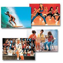 Fotokarten Sport und Freizeit  *Sale*