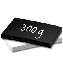 Fotokarton 300 g 50 x 70 cm Großpack