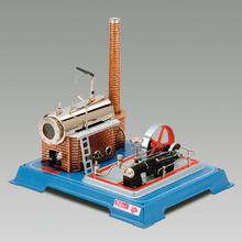 Funktionsmodell Dampfmaschine