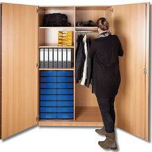 Garderobenschrank 2