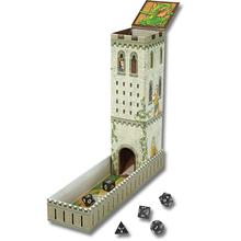 Geheimnisvoller Würfel-Turm