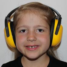 Gehör-Schutz Plus für Kinder