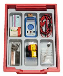 Gerätesatz Elektrochemie