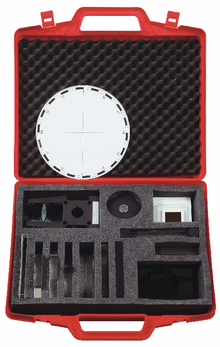 Gerätesatz Optik, magnethaftend