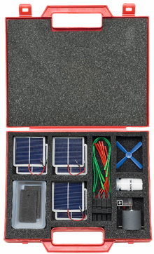 Gerätesatz Solarzelle