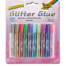 Glitter Glue Farbkleber