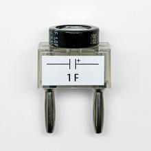 Goldcapkondensator auf Steckelement, 1 F