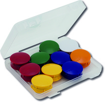Haft-Magnete Set, Ø 3,8 cm