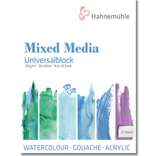 Hahnemühle Universalblock Mixed Media