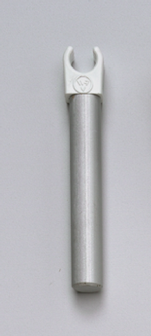 Halteclip 8mm an Stab
