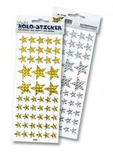 Holo-Sticker Sterne