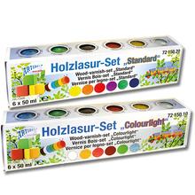 Holzlasur-Sets