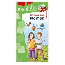 Ich kann lesen - Nomen, Sätze, Geschichten