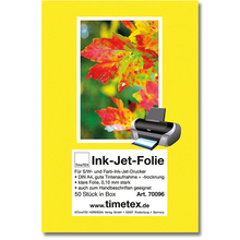 Ink-Jet-Folie