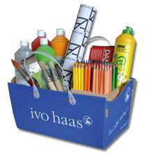 ivo haas-Box mit Henkel