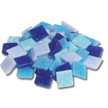 Joy-Glas Mosaik Mix-Packunge  1 x 1 cm