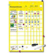 Klassendienst-Tafel