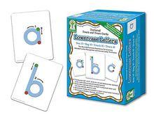 Kleinbuchstaben-Spürkarten