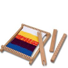 Kleiner Webrahmen 16,5 x 22 cm