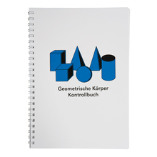 Kontrollbuch für die geometrischen Körper