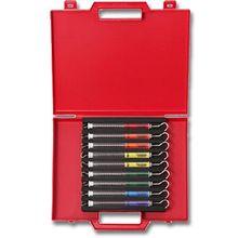 Kraftmesser im Aufbewahrungskoffer Set