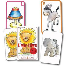 L wie Löwe + N wie Nashorn + Z wie Zebra