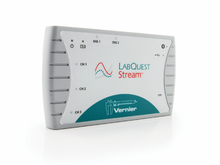 LabQuest Stream Wireless Interface