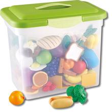 Lebensmittel-Kiste