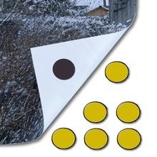 Magnet-Punkte selbstklebend