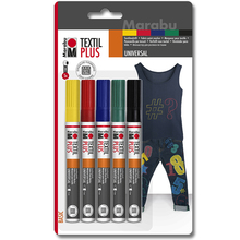 Marabu Textil Painter Plus Set
