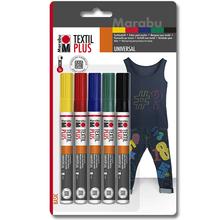 Marabu Textil Painter Plus Set