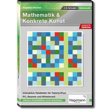 Mathematik und konkrete Kunst tabletfähig