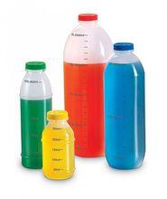 Messflaschen, 4 Stück