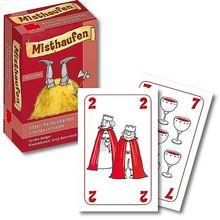 Misthaufen Ritter-Rechenkarten