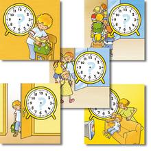 Mo entdeckt die Zeit