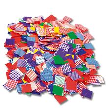 Mosaik-Plättchen gemustert, 2.000 Stk.