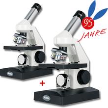 Motic Mikroskop HB-008 im 2er-Schul-Spar-Pack!