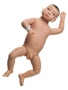 MS 53/A Säuglingspflegebaby, männlich