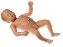 MS 57 Neugeborenenbaby, weiblich