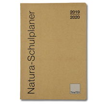 Natura-Schulplaner 2019/20 TimeTEX