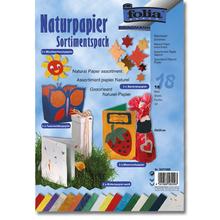 Naturpapier, Sortimentspack