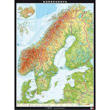 Nordeuropa, physisch