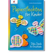 Papierflechten für Kinder