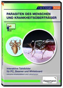 Parasiten des Menschen und Krankheitsüberträger