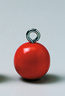 Pendelkugel, Holz D=25 mm