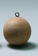 Pendelkugel, Holz D=60 mm