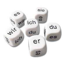 Personalpronomen-Würfel