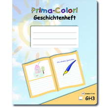 Prima-Colori Geschichtenheft GH3