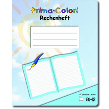 Prima-Colori Rechenheft RH2